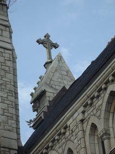 Church cross, Philadelphia, Sept. 2011