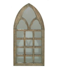 Loving this Church Window Wall Art on #zulily! #zulilyfinds