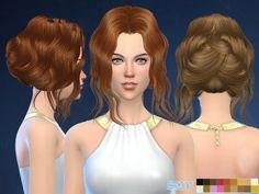 Sims 4 CC's - The Best: Hair by Skysims