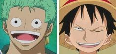 Luffy and Zolo face swap / Zoro face swap