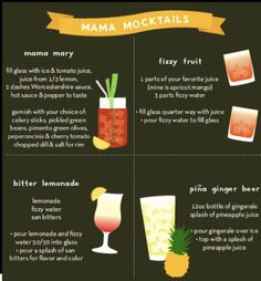 Source: pinterest #wittyvows #mocktails #mocktailrecipe #drinks #recipeoftheday #recipe #recipevideo #recipeideas Mama Mary, Tomato Juice, Worcestershire Sauce, Recipe Of The Day, Hot Sauce, Food Videos, Diy Ideas, Mango, Stuffed Peppers