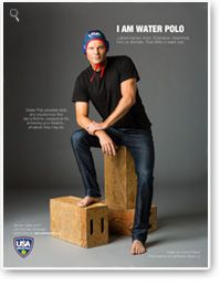 """2013 Cap Campaign  Ryan Bittle played water polo at Crescenta Valley High School. He had wanted to play at UCLA, but went into acting instead. He's played Masters Water Polo for Rose Bowl Aquatics and currently coaches kids ages 5-18 in the San Gabriel Valley. His big break came in 1994 when he was cast in the tv series """"Sweet Valley High."""""""