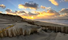 Zonsondergang op Texel - TEXEL