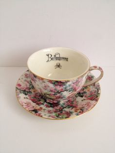 Poison Teacup on Etsy, $22.00
