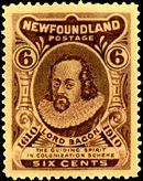 Postage stamps and postal history of Newfoundland Commonwealth, Rare Stamps, Francis Bacon, King James Bible, Newfoundland And Labrador, Freemasonry, Book Of Life, Stamp Collecting, Atlantis