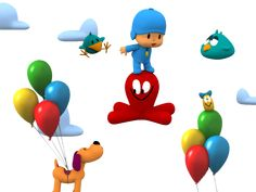 Having Fun with Free Pocoyo Coloring Pages Globos Mylar, Valentines Movies, Cake Templates, Boost Creativity, Ballerina Birthday, 2nd Birthday, Spring Vacation, Alice In Wonderland Tea Party, Wallpaper Gallery