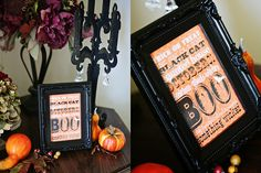 BOO! I have something kind of fun for Free Friday….a HALLOWEEN (yes, it's never too early) subway art printable in 3 great sizes! These will be a fun (and EASY!) way to add some spooky …