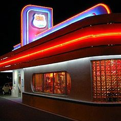 66 Diner in New Mexico