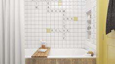 28 id es d 39 am nagement salle de bain petite surface - Idee salle de bain ...