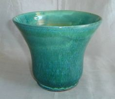 South African Porcelain - GLOBE GREEN VASE from BLISFUL for sale in Durban (ID:222160024)