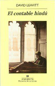 El contable hindú (Panorama de narrativas) [Tapa Blanda] David Leavitt (Autor),  POR CONSEGUIR