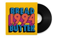 Bread & Butter on Behance