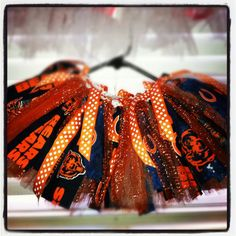 Chicago Bears Tutu by Tuturificdesign on Etsy