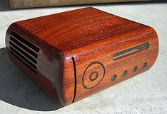 wood pc case - Google Search