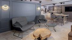 Architektur, Planung und Design - Formdepot Eames, Lounge, Chair, Table, Furniture, Design, Home Decor, Architecture, Airport Lounge