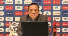 Chen Yanhseng, el millonario presidente del Rcd Espanyol