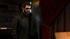 Adam Jensen - Deus Ex Mankind Divided. Deus Ex Mankind Divided, Jim Miller