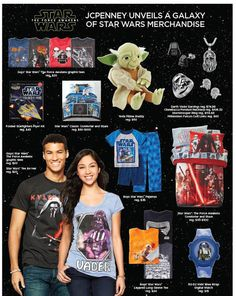 New Age Mama: The Force Awakens at JCPenney #StarWars