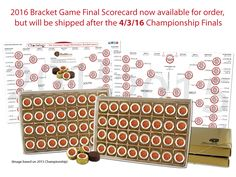 Play Choctology™ - The Sweetest Single Elimination Bracket Game- Sweeten up your Bracketology  or write your original ChocolateText message complete with chocolate basketballs!
