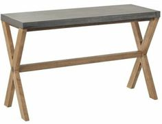 Jerald Console Table - Clayton Gray Home