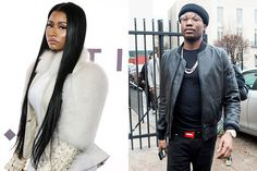 Nicki Minaj Thinks Meek Mill's A 'Coward' After He Disses Her: Call Me B–ch To My Face