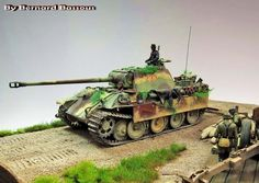"""Diorama """"Going stealth - The art of camouflage"""""""