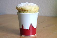 Joghurt Mug Cake Rezept