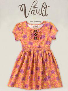 The Vault- June 2015: Citronella Lap Dress