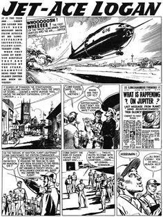 An appreciation of British comics.