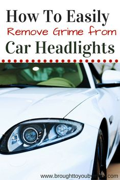 10 Best Cleaning Car Headlights Images Cleaning Car Cleaning