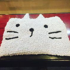 ネコのブランケット #たんぽぽジュース
