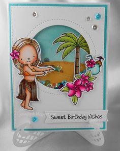 JenniferD's Blog: Polynesian Paradise Birthday