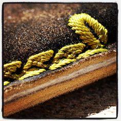 Lederhosen   iPhone Sleeve   filz:stueck   www.filzstueck.com   #cases #bag #felt #filz #leather #leder #ipad #iphone #macbook #handmade #bavaria #bayern   www.etsy.com/shop/Antjes