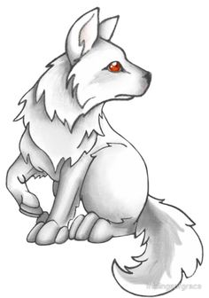'Ghost Direwolf Puppy Design' Sticker by Inklingsofgrace Game Of Thrones Art, Dire Wolf, Projects, Project Ideas, Birds, Puppies, Stickers, Flowers, Kunst