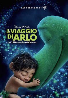 Il Viaggio di Arlo Poster Italiano