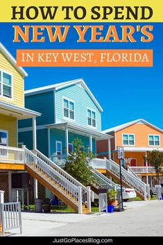 Looking for ways to spend New Years in Key West? Key West Florida in December and January has great weather and a festive holiday feel. Check out our selection of things to do in Key West (incuding Key West for families) - one of our picks will ensure you usher in the New Year in style. New Years Eve in Key West can be as crazy or as low-key as you want it to be - either way you are guaranteed to love Key West in winter. It's the travel aesthetic of the Caribbean without leaving the USA! Road Trip Adventure, Us Road Trip, Key West Florida, Florida Usa, Florida Weather In December, Vacation Trips, Vacation Ideas, Usa Travel, Travel Tips