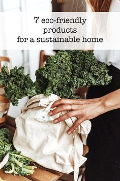 Move away from using plastic and other harmful materials and try switching to these 7 eco-friendly products for a sustainable home! Recycling Information, Eco Friendly Cleaning Products, Use Of Plastic, Healthy Environment, Eco Friendly House, Sustainable Living, Simple Living, Sustainability, Cool Things To Buy