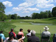PGA Memorial Tournament  held at Muirfield Village Golf Club in Dublin, Ohio