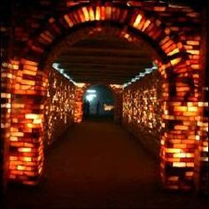 Inside Khewra Salt Mines