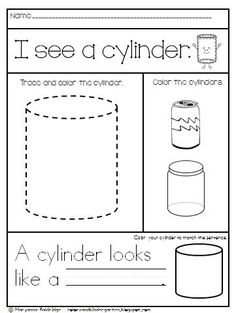 My Kindergarten Shapes. Teaching flat and solid shapes in Kindergarten and Transitional Kindergarten. Math