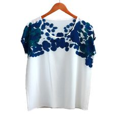 Shoulder Ink Silk Tee, $88, now featured on Fab.