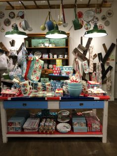 Cath Kidston - Nottingham - Clothing - Homewares - Home - Lifestyle - Visual Merchandising - www.clearretailgroup.eu