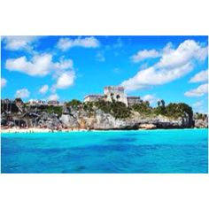 Mexico Mexico Mexico - Tulum <3 can knock this off my bucket list lol gotta go back someday soon!