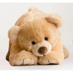 Everyone loves a teddy bear.  And this large Beige two-toned bear will surely…