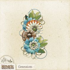 kimeric kreations: A Generations cluster from Chrissy to share tonight!