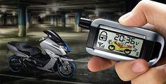 SteelMate Motorcycle Alarm 886XO   The Visor Shop.com