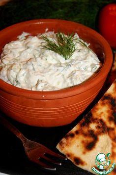 Тзадзики – кулинарный рецепт Grains, Rice, Meals, Chicken, Recipes, Food, Meal, Yemek, Yemek