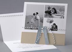 Faire-part de mariage M19-011-B