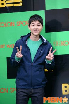 Song Joong Ki❤️ | cuteness overload