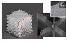 En Detalle: Nanomateriales / Julia Greer  http://www.plataformaarquitectura.cl/cl/624407/en-detalle-nanomateriales-julia-greer/53d0151dc07a80459b00001d